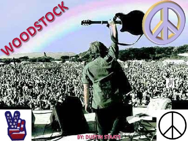 WOODSTOCK<br />BY: DUSTIN STAATS<br />