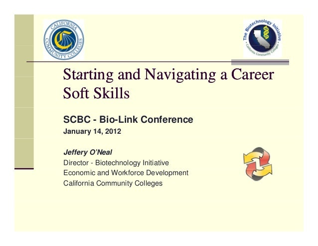 Presentation14a soft skills overview o'neal