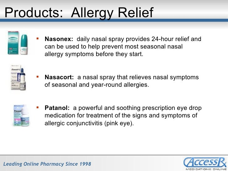 How to Keep Seasonal Allergy Symptoms under Control