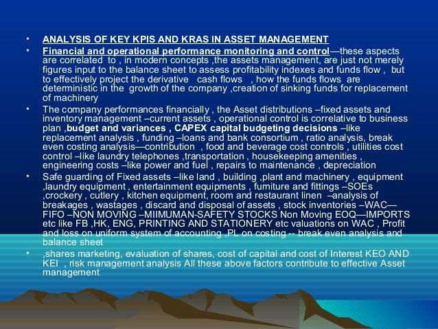 Fund management business plan