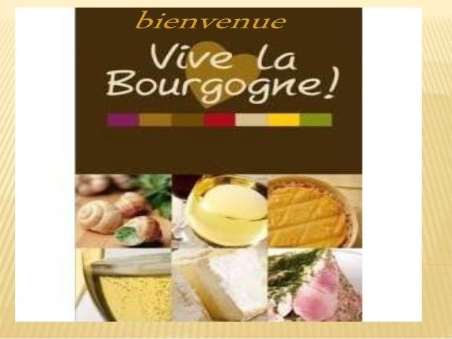 Bourgonge france