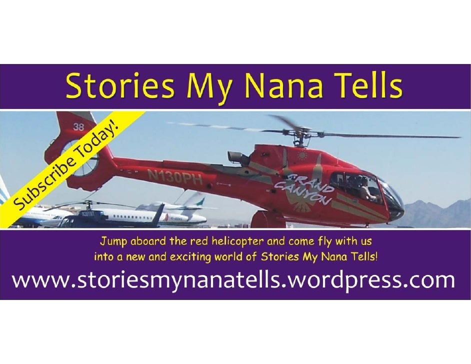 Stories My Nana Tells