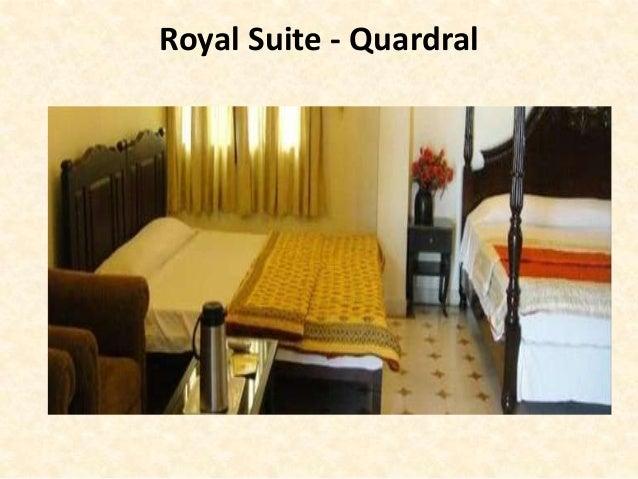 Royal Suite - Quardral