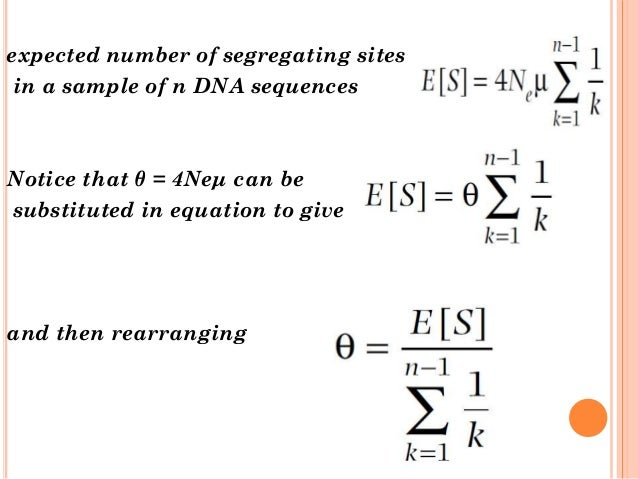Can I measure heterozygosity for nuetral DNA?