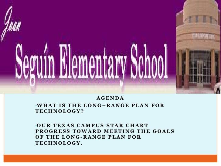Texas Star Chart for Juan Seguin Elementary