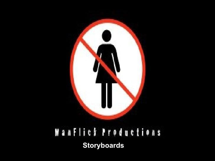 Media  Coursework  Storyboards
