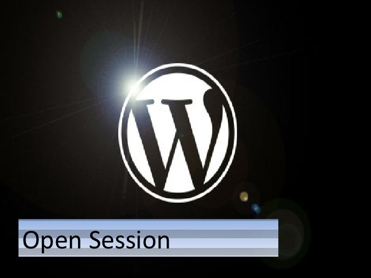 Open Session