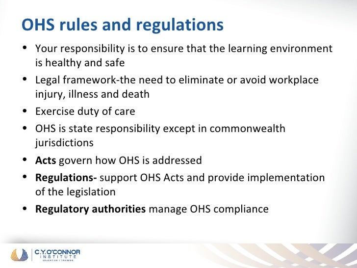 legislation regulatory requirements and codes of The code of federal regulations (cfr) is the codification of the general and permanent rules and regulations (sometimes called administrative law.
