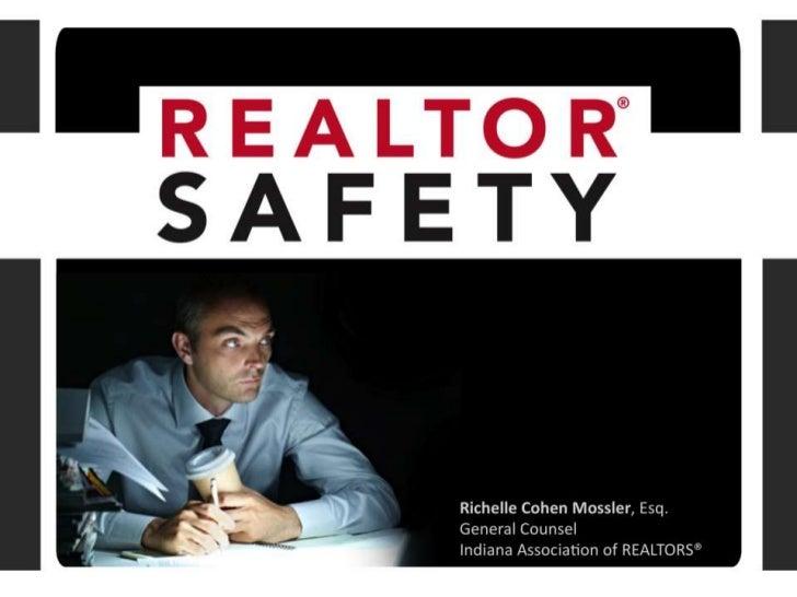 REALTOR® Safety