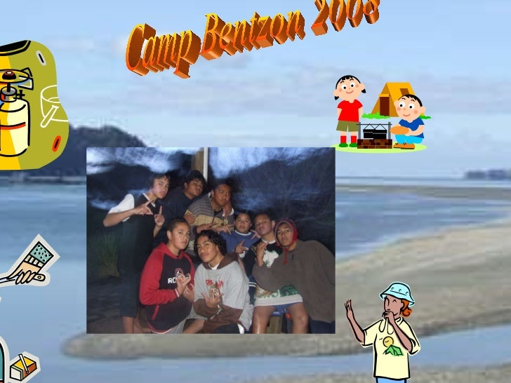 Camp Bentzon 2008