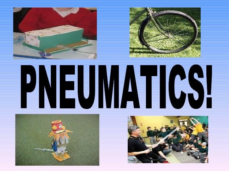 Pneumatics Powerpoint
