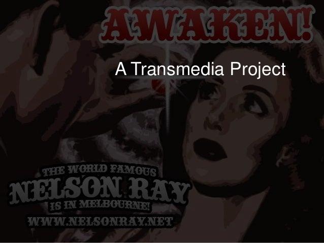 A Transmedia Project