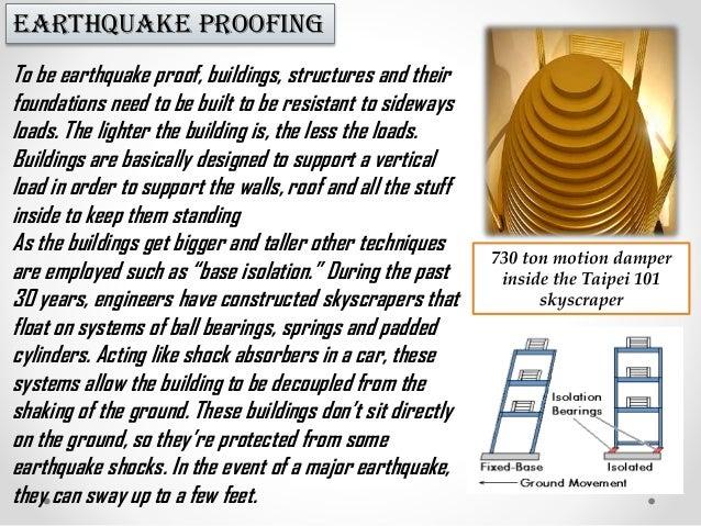 Earth Proof Buildings Proof Buildings
