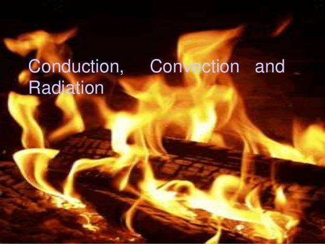 © Group 6 Heat Transfer 2013 Conduction, Convection and Radiation