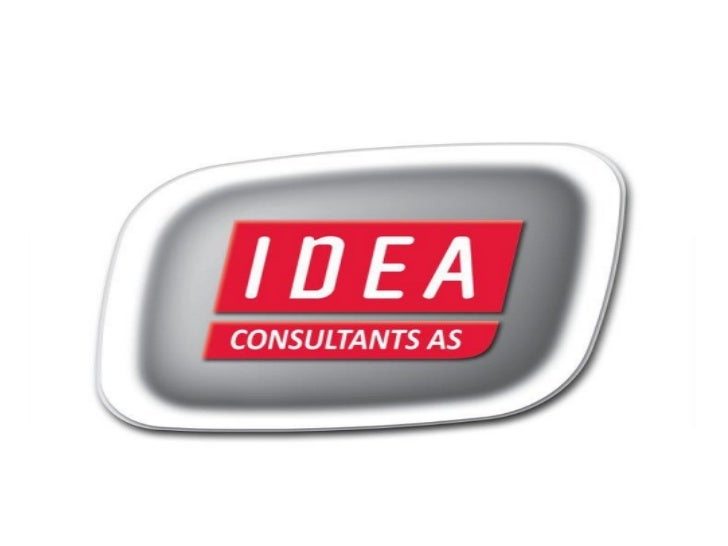 Oil and Gas Specialists,  we have an IDEA: Put Yourself forward!