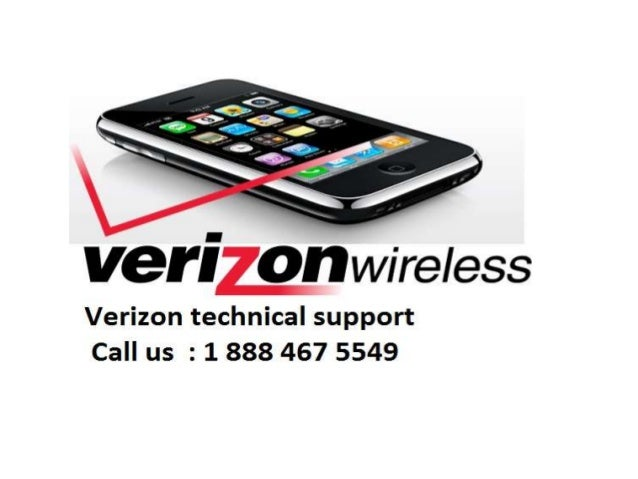 how to call verizon wireless support