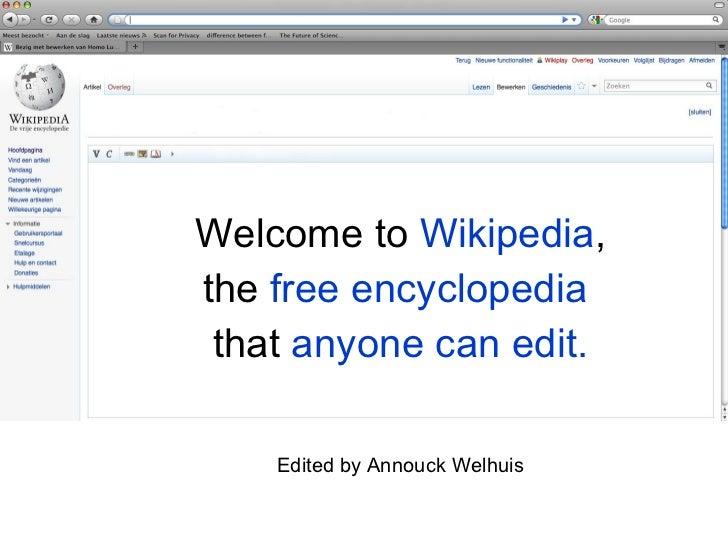 Het Wikipedia Conflict
