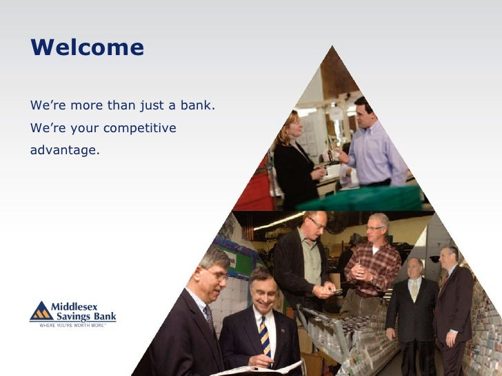Middlesex Commercial Banking