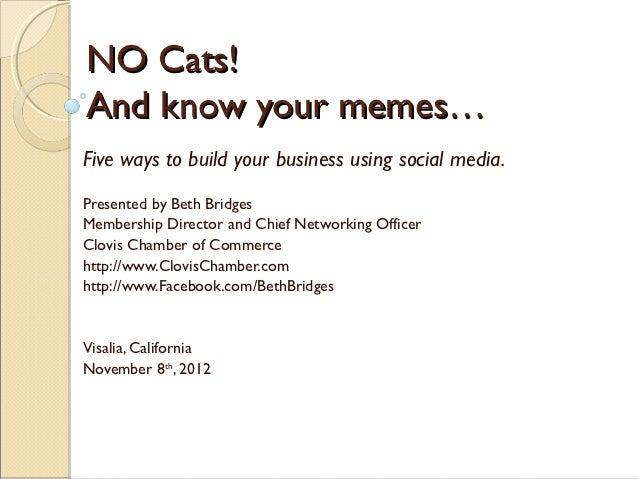 Presentation 2012 november 7 to visalia chamber social media