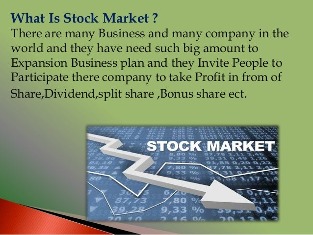 Best stock market options