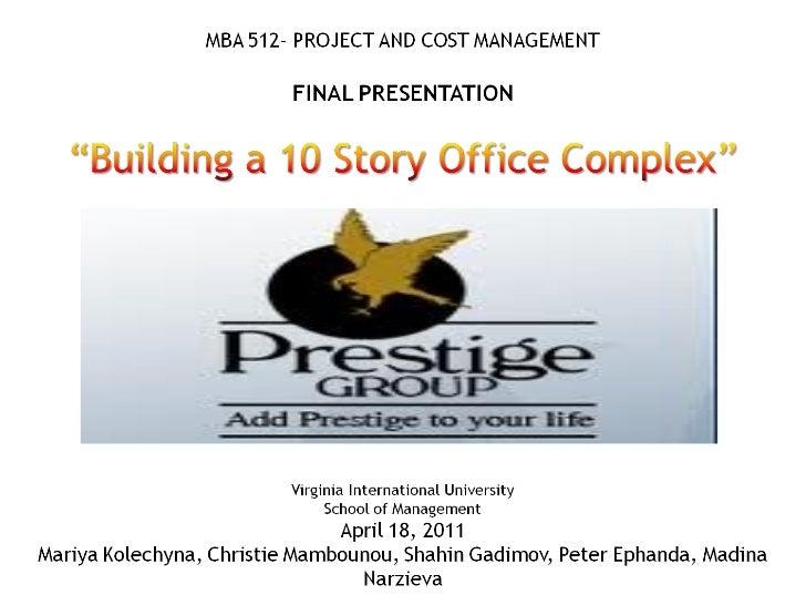 AGENDA•   Background Information•   Stakeholder analysis•   Work Breakdown Structure•   Time management•   Cost management...