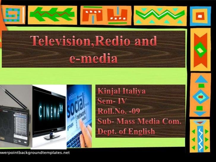 Presentation222222 massmedia