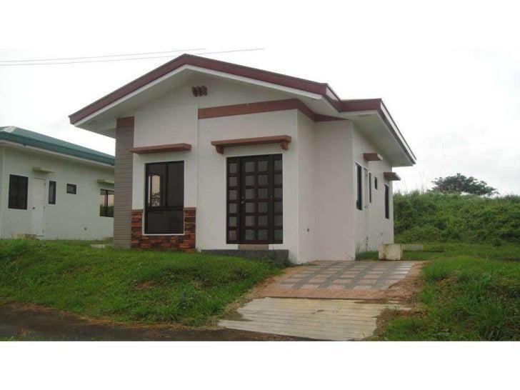 Bungalow single detached 3br general trias cavite for Bungalow show homes