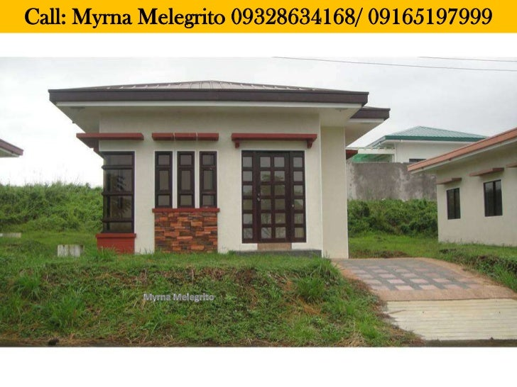 House and lot  Bungalow Single Detached Cavite Flood-Free