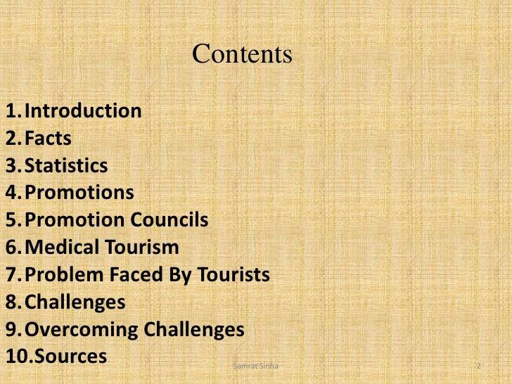 Tourism in india (part 2) - Best Essay …