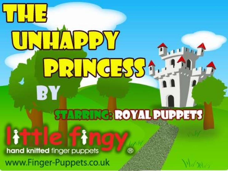 The Unhappy Princess by Little Fingy