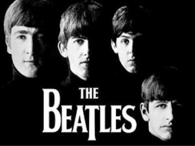 ¿Qué son los Beatles?Fue una banda inglesa de rock que seformó en Liverpool en 1960. Durante sucarrera se conviertieron en...