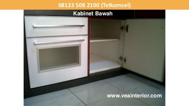 Kitchen set harga model lemari dapur rak for Harga lemari kitchen set