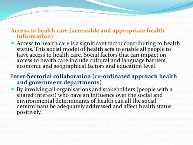the appalachian culture and social structure looking at health care and culture essay Influence of core cultural values on the communication care taking practice  which generally provide models of culture and cross-cultural.