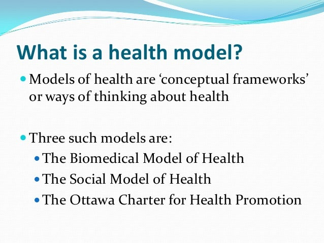 what are the ways health can be conceptualized by a society Determinants in health american intercontinental university ip1 marcia hunter discuss ways in which health can be conceptualized when it comes to the idea of the conceptualized of health in different parts of society it is surprisingly very similar among people.