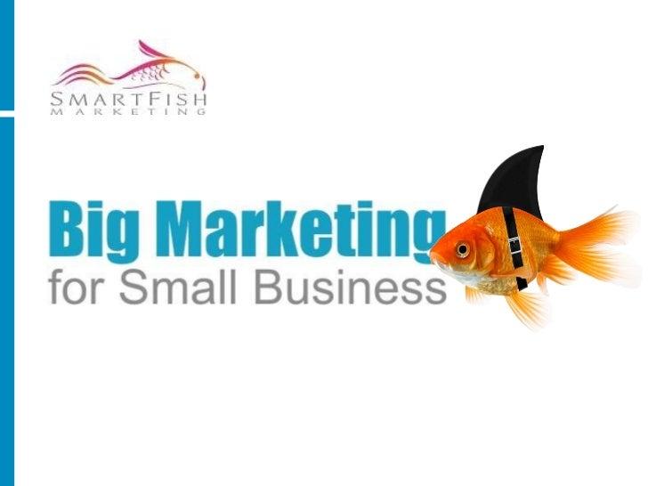 The ABC and Smart Fish Marketing Affiliate Marketing Program