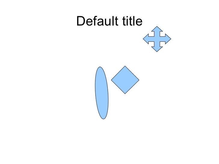 Default title