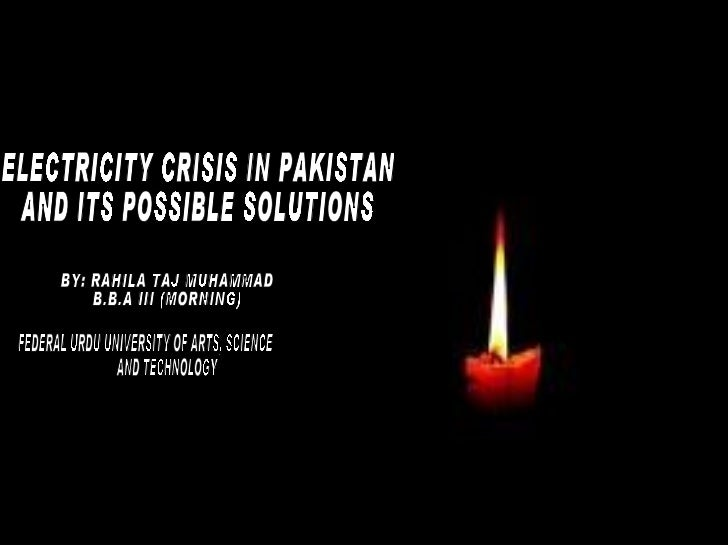 energy crisis and its solutions india One solution for energy crisis is to get off hydrocarbons (coal, oil, gas) and to develop alternative energy production and energy storage methods energy production is changing, and renewable energy is growing, mostly pushed by developing nations such as china and india.