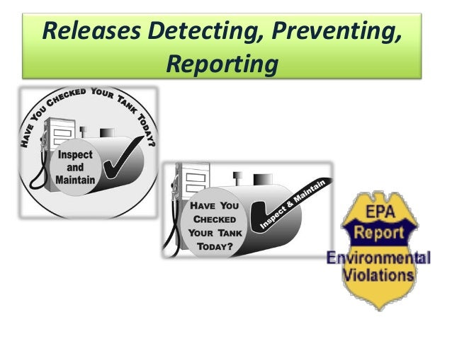 Releases Detecting, Preventing, Reporting