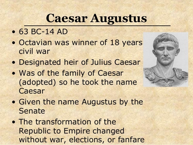 essay on augustus caesar It's called digitalessaynet  early life & family octavius (aka augustus) was  born in the city of rome on 23rd  to cement his authenticity as caesar's heir, he  renamed himself to gaius julius caesar octavianus.