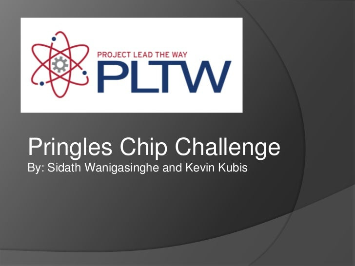 Pringles Chip ChallengeBy: Sidath Wanigasinghe and Kevin Kubis