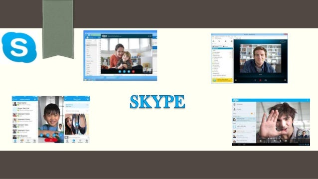 APA ITU SKYPE? Skype adalah sebuah program komunikasi dengan teknologi P2P (peer to peer). Program ini merupakan program b...