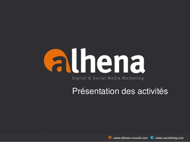 Alhena - Digital & Social Media Marketing