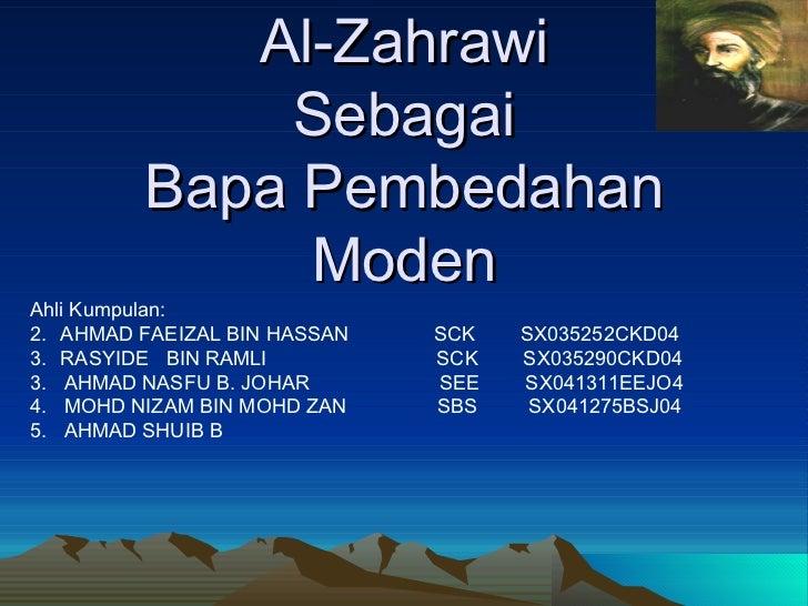 Al Zahrawi