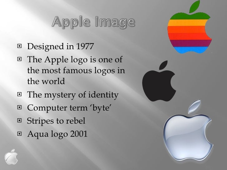 Guideline Logo Apple Apple Logo is One of The