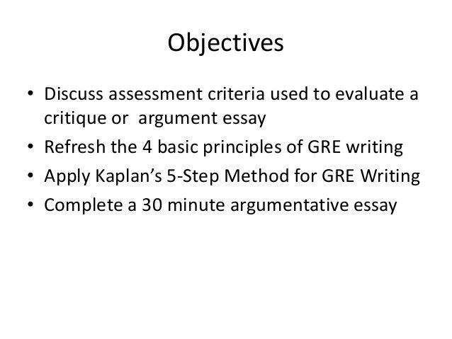 Gre argumentative essay examples