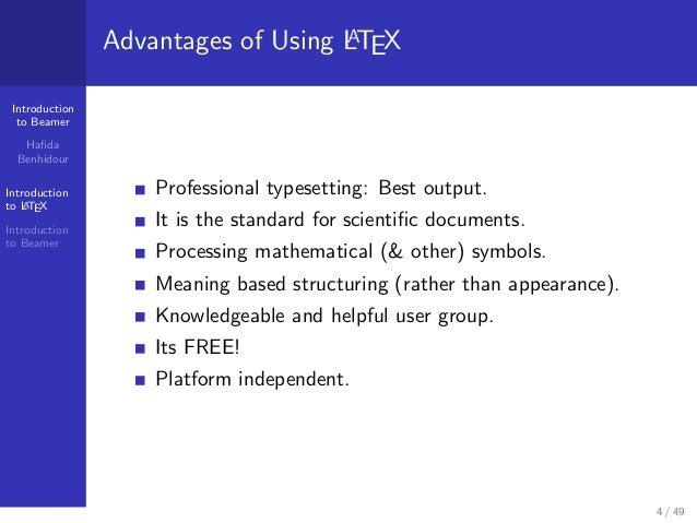Latex Powerpoint Template Mandegarfo