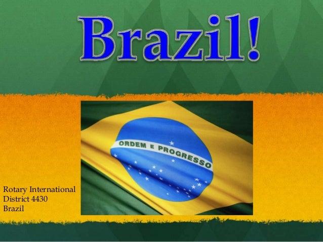 Presentation brazil