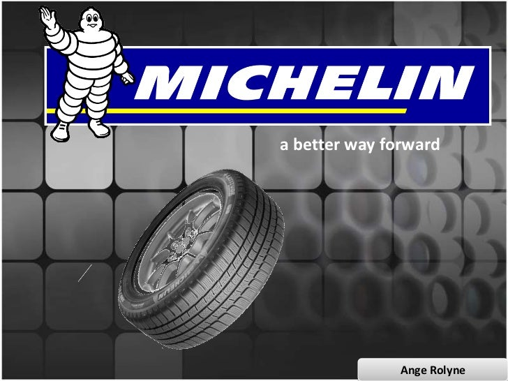 Michelin Case Study - IN5538 Leading Across Cultures at ...