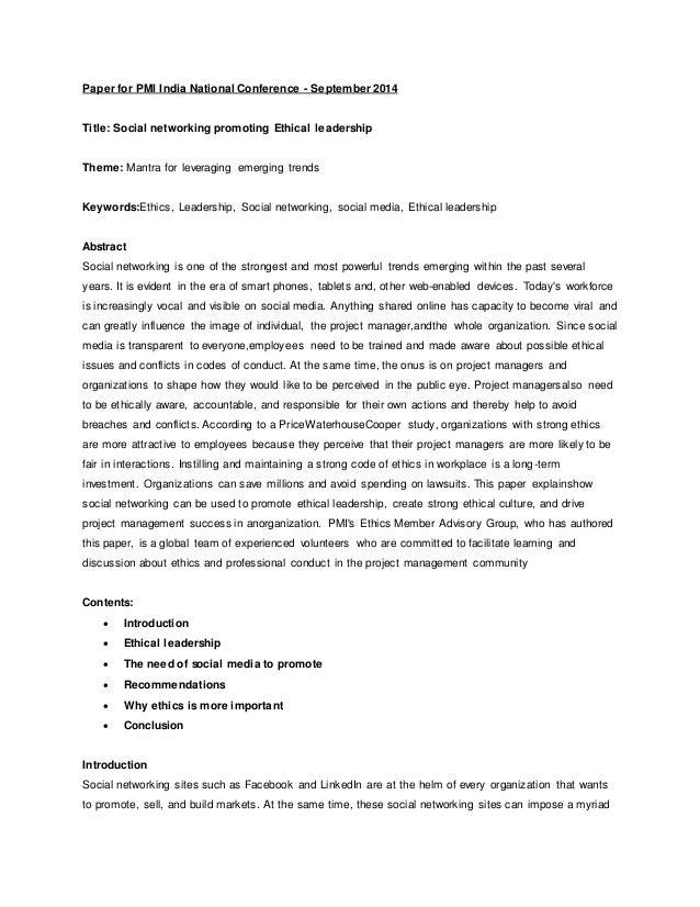 Leadership essay titles