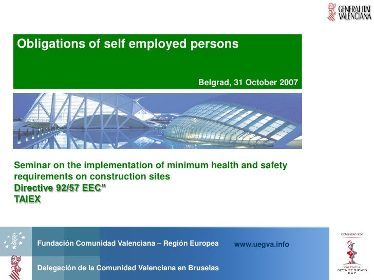 Presentation by mares, self employed belgrad311007